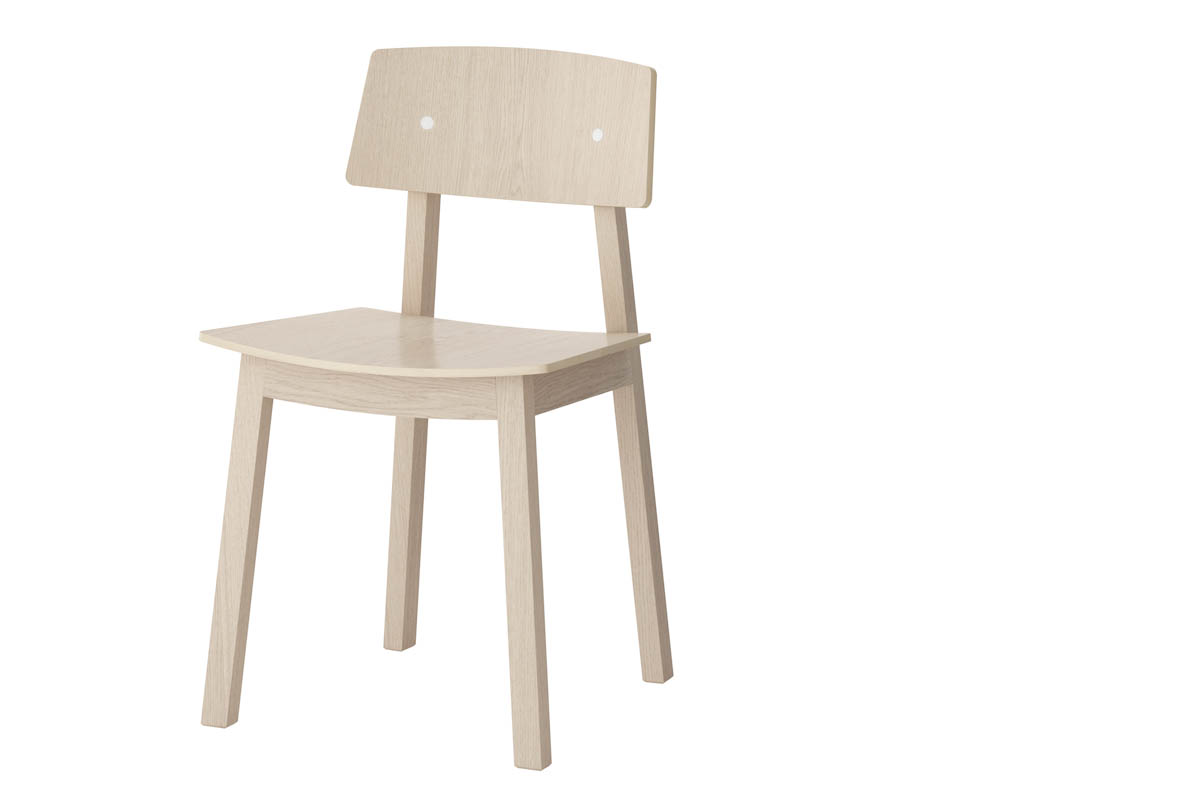 "Sigurd<br /> Wodden chair<br /> Produced by <a target=""blank"" href=""http://www.ikea.com/"">IKEA</a>."